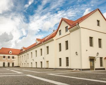 Правительство Литвы передает ЕГУ здание бывшего Августинского монастыря