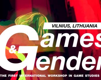 Первый международный семинар по исследованиям игр Games & Gender