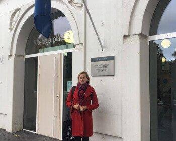 """Надежда Черепан  приняла участие в конференции """"Negotiations of Belonging"""""""