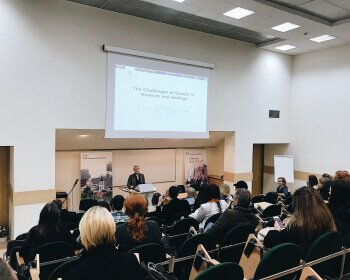 Лекции о практиках репрезентации гендера и травмы в контексте музеев и культурного наследия пройдут в ЕГУ