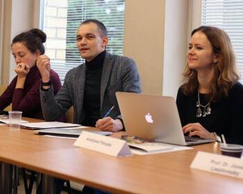 Международные эксперты обсудили современные вызовы в области образования в сфере культурного наследия