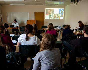 В ЕГУ прошёл первый международный семинар по Game Studies