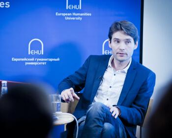 ЕГУ приглашает на вторую Литературную мастерскую Виктора Мартиновича в Минске