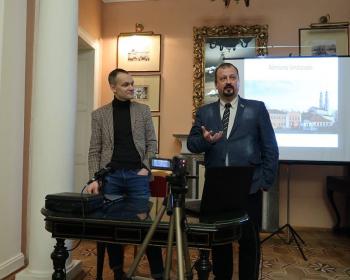 Д-р Степан Стурейко представил проблематику культурного наследия перед академическим сообществом Львова