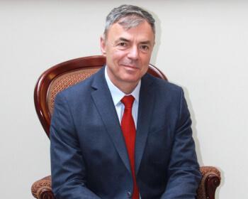 Ректором ЕГУ назначен бывший министр образования Болгарии проф. Сергей Игнатов