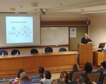 Надежда Черепан приняла участие в международной неделе ERASMUS+