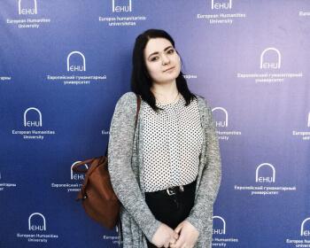 Студентка Ольга Жогло: «Быть гражданином мира значит понимать, что ты влияешь на глобальные процессы»