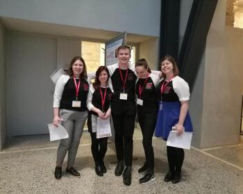 Студенты ЕГУ приняли участие в конференции Get Engaged-2018