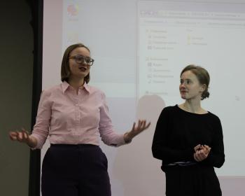 Студенты ЕГУ представили свои фильмы на фестивале SmolShort