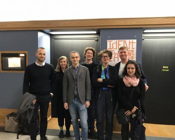 Д-р Степан Стурейко выступил с лекцией о сохранении белорусского наследия в Берлинском техническом университете