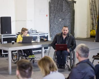 ЕГУ делится инклюзивным опытом: в Минске прошел семинар «Образование vs. границы»