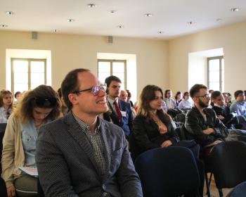 XX Международная студенческая конференция ЕГУ собрала более ста молодых исследователей в Старом городе Вильнюса