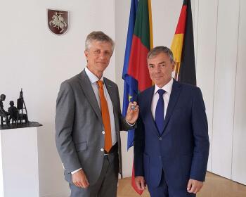Достижения и перспективы развития ЕГУ представлены в Берлине