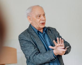 Профессор-эмерит Григорий Миненков: «Выпускники магистратуры ЕГУ успешны в Беларуси и за рубежом»