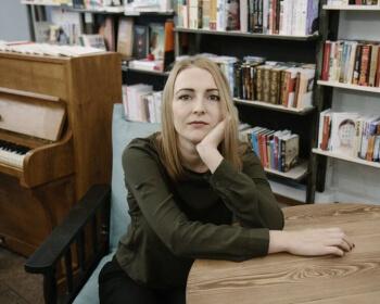 Выпускница Анна Шадрина стала лауреатом премии «ЛибМиссия»