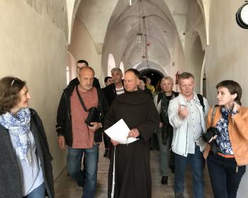 Белорусские эксперты по наследию изучили литовский опыт восстановления синагог