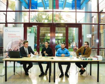В Минске представлены достижения выпускников ЕГУ