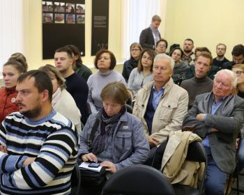 Концепция восстановления бывшей Ошмянской синагоги представлена в Минске
