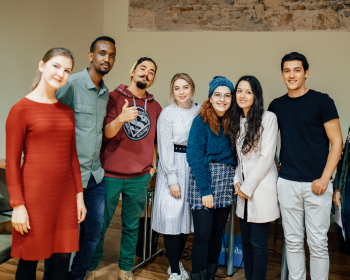Прием заявок на прохождение международной практики Erasmus+